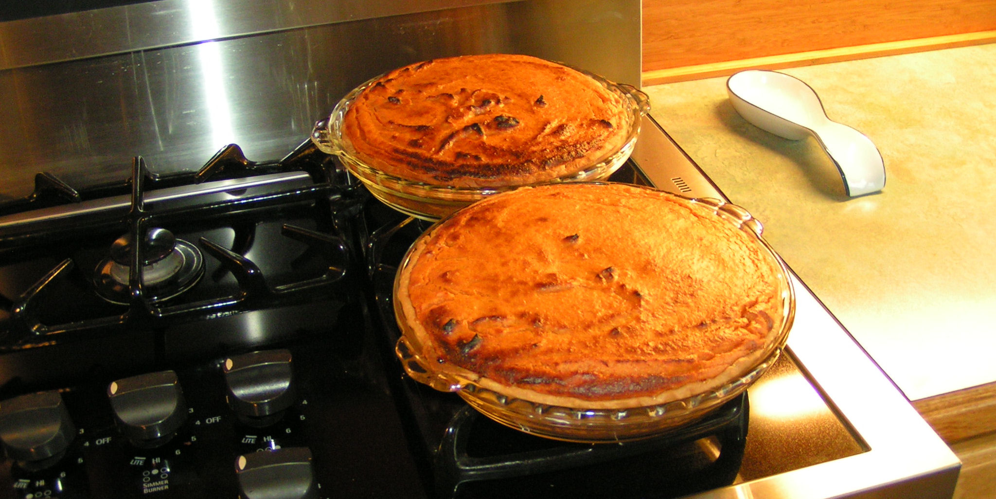 Sweet Potato Pies